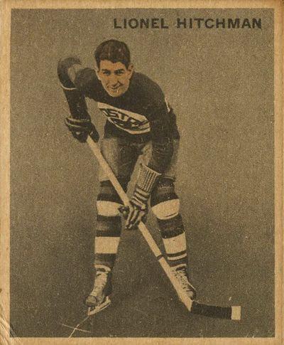 Hitchman 1933 card