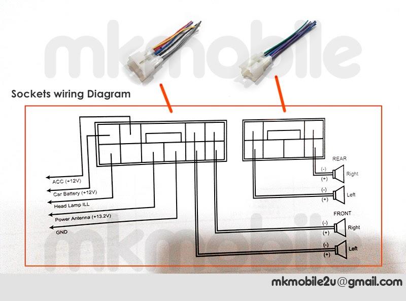 Perodua Myvi Ecu Wiring Diagram
