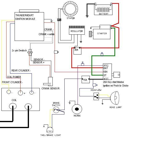 Dyna Chopper Wiring Diagram 2012 Ford Fusion Fuse Box Begeboy Wiring Diagram Source