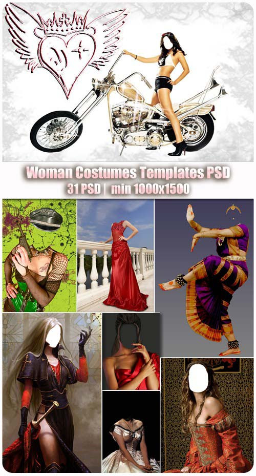 Modèles de costumes