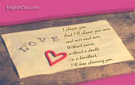 kata kata romantis bahasa inggris  kamu  doi lebih