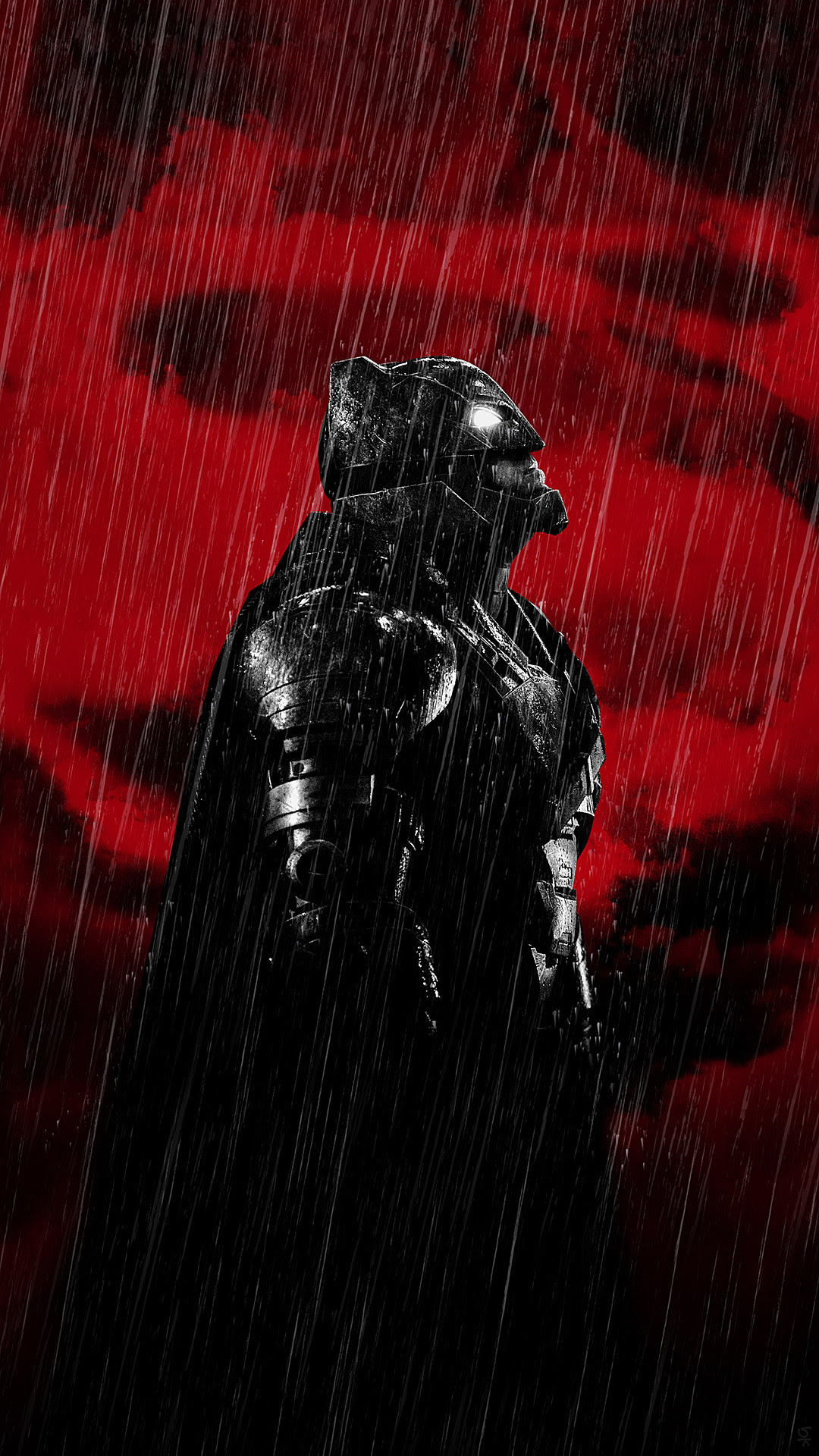 Wallpaper Iphone Wallpaper Batman Vs Superman