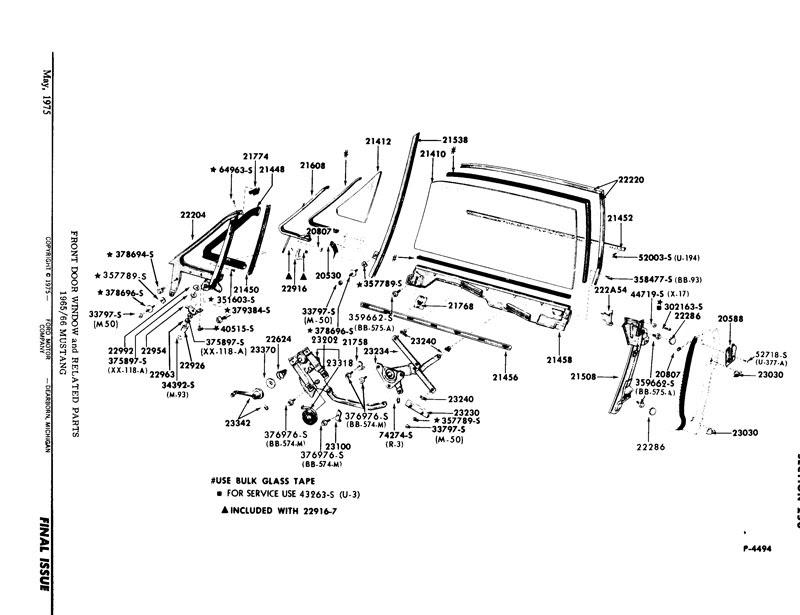 67 Mustang Coupe Window Diagram Wiring Diagram Report A Report A Maceratadoc It