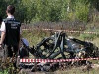 Установлены личности погибших при взрыве автомобиля в Татарстане