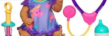 Food Walmart Baby Alive Doll