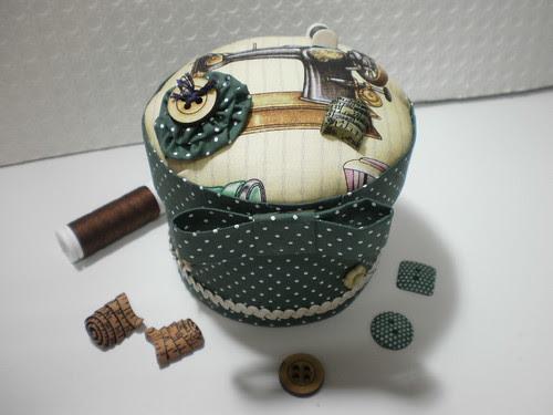 Mini Costureiro by bettyteive
