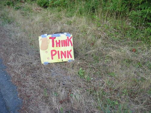 Ah!  Pink lemonade stand ahead!