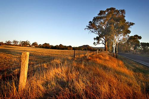 Newham, Victoria, Australia, looking towards Hanging Rock IMG_3258_Newham