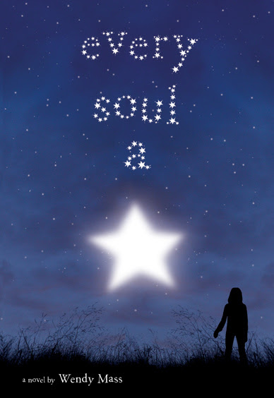Every Soul a Star by Wendy Mass book cover