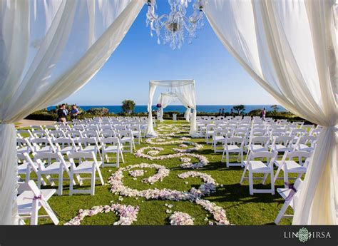Montage Laguna Beach Wedding   Jason & Tine