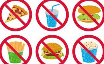 Alimentos prohibidos en el deporte
