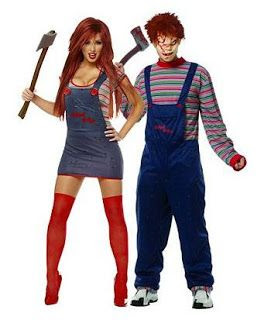 scary couples halloween costume ideas