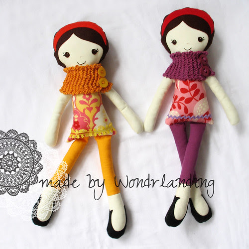 Mollie dolls