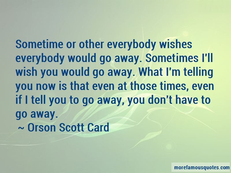Sometime I Wish Quotes Top 12 Quotes About Sometime I Wish From