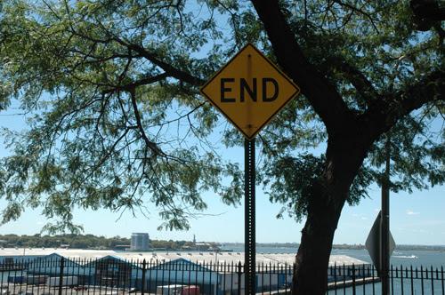 Brooklyn Heights End