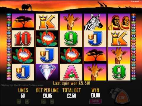 Free Slot Machine 50 Lions