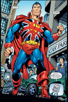 British Superman