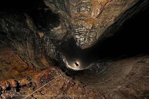 The early development of the giant 509m deep Miao Keng shaft - China por Robbie Shone
