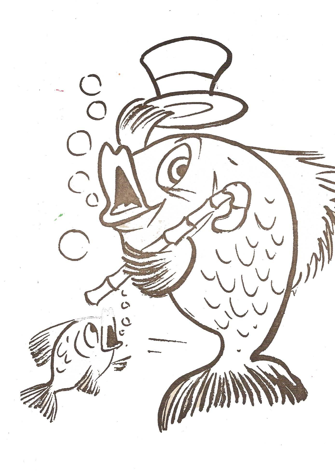 danse du poisson