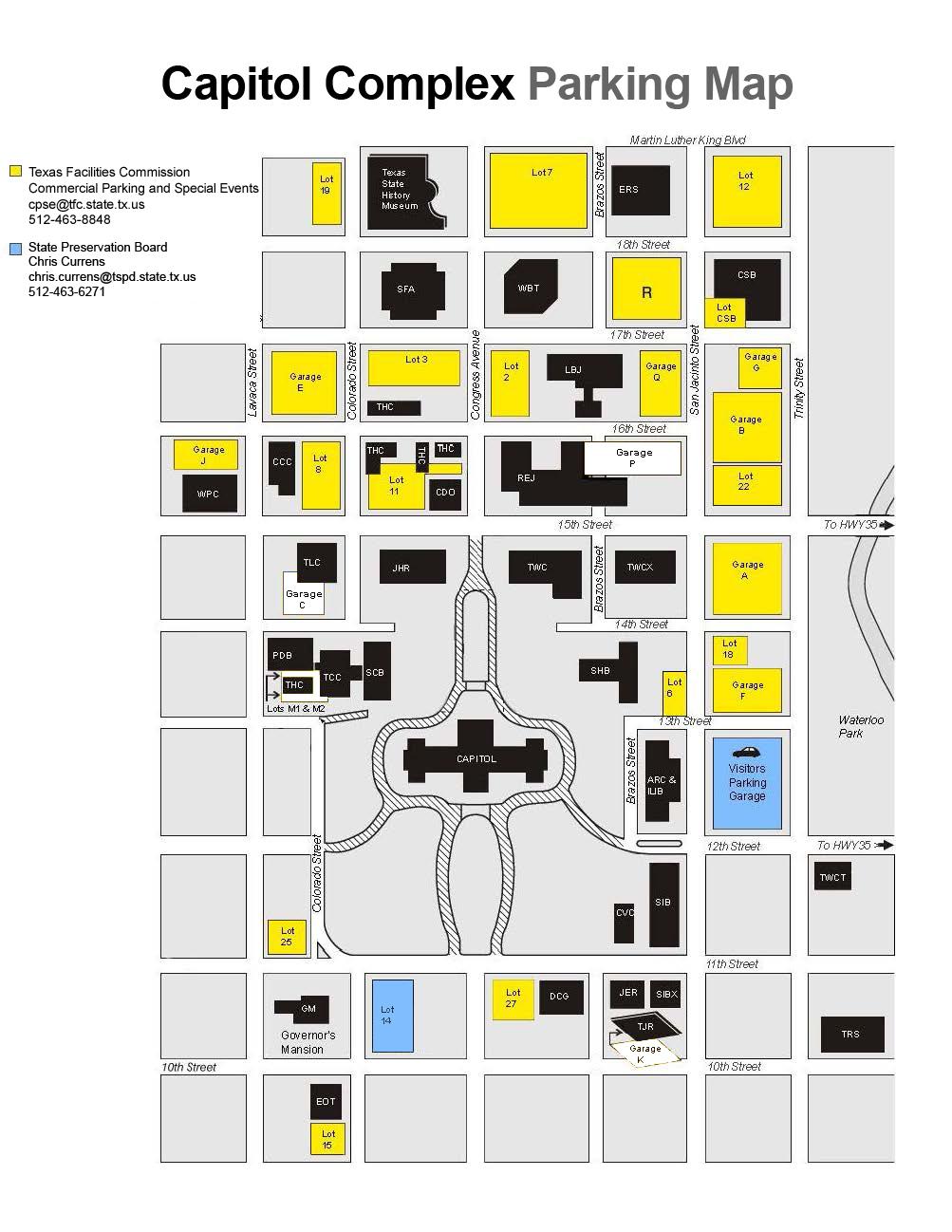 Texas Capitol Map Texas Capitol Map | Bedroom 2018