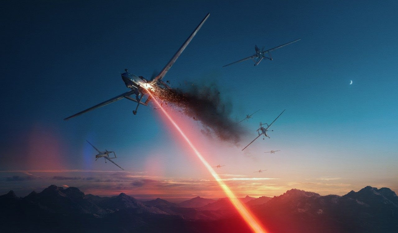 Image result for High-Energy Laser Systems and the Future of Warfare