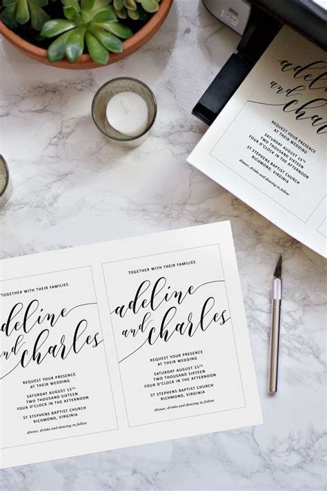 25  best ideas about Make Your Own Invitations on
