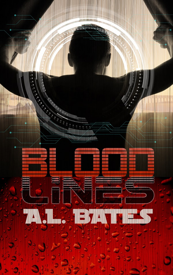 Blood Lines AL Bates Cover