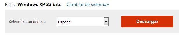 Descagar gratis internet explorer 8 desde Centro de Descargas de Microsoft
