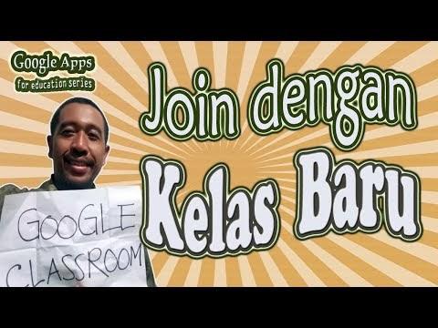 Cara Join Kelas Baru di Google Classroom