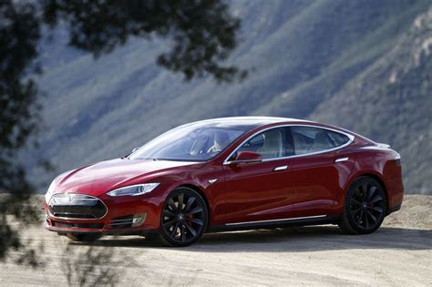 Tesla Model S Backgrounds 4K Download