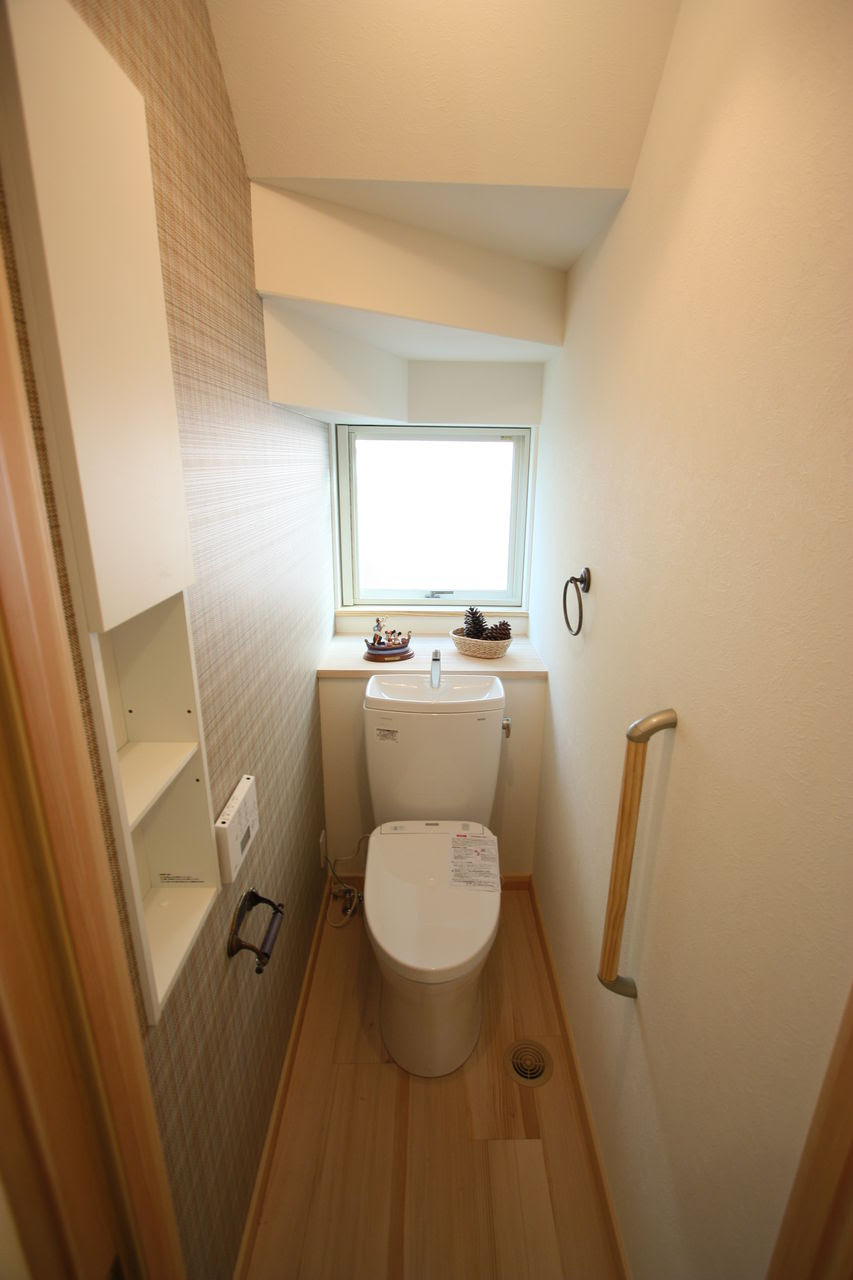 ビカビのもみの木だより:寝室の近くにトイレを!!