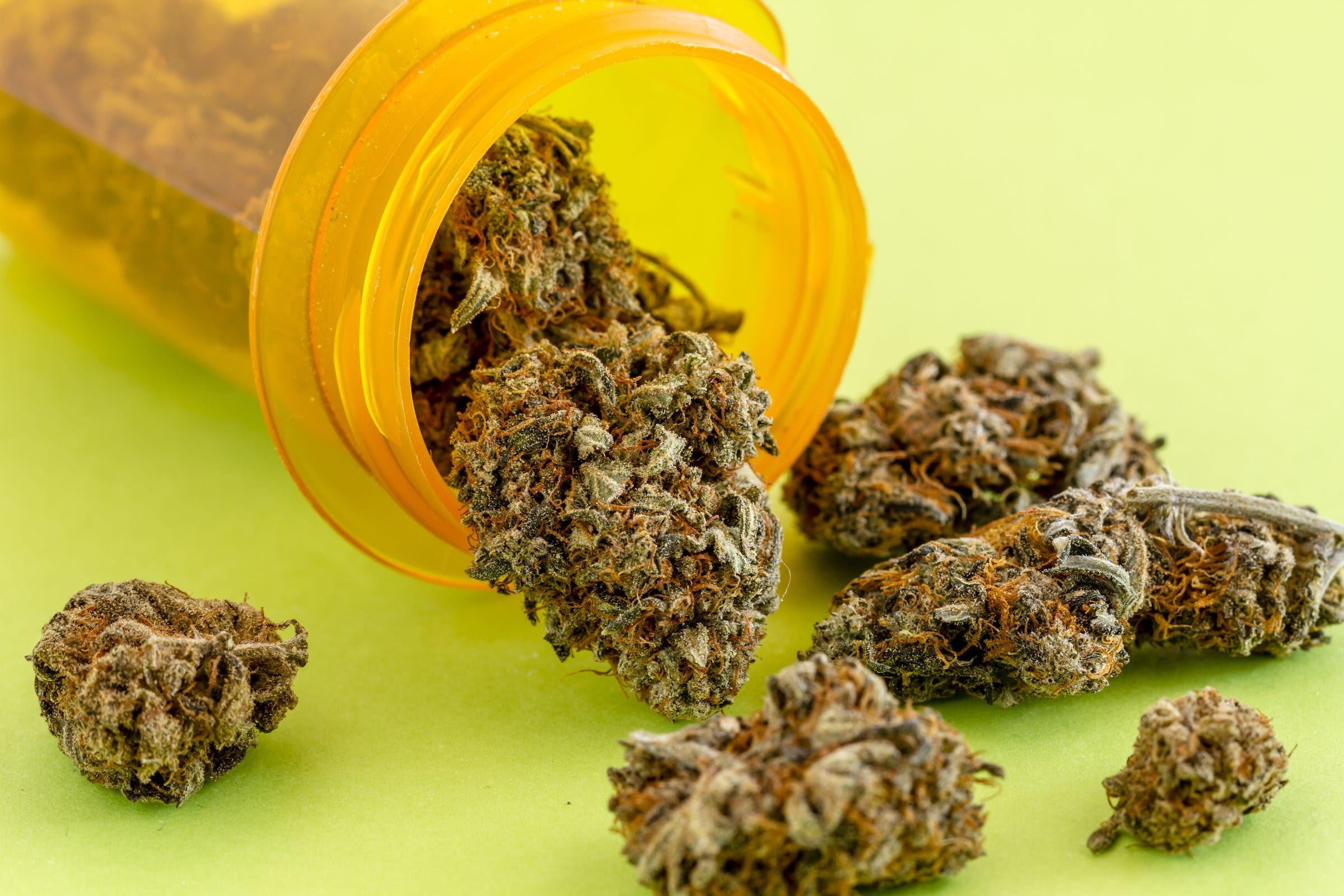marijuana cannabis pot weed bud nug
