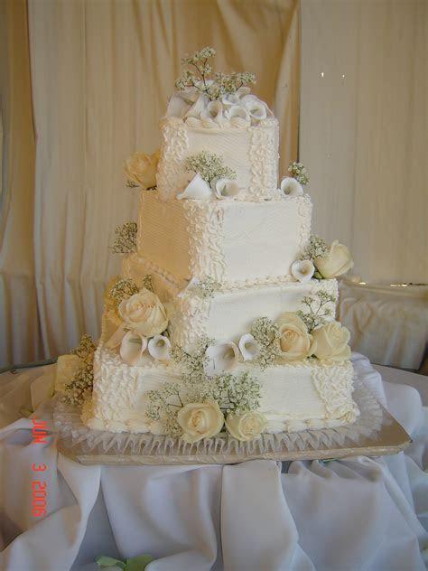 Cake Flowers  Simply Elegant Weddings