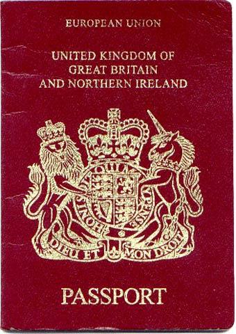 britpassport