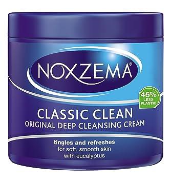 Noxzema Classic Clean Cream, Original Deep Cleansing 12  oz