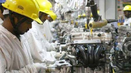 China factory, China factory activity, Chinese manufacturing, China economic growth, world news, latest world news, indian express, indian express news