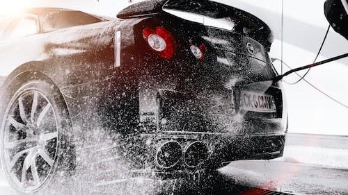 600 hp Nissan GT-R Nismo test