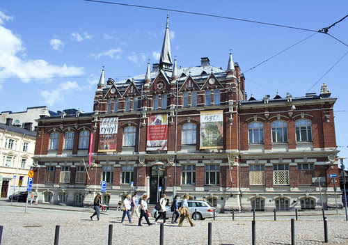 Desigmuseum - Helsinki