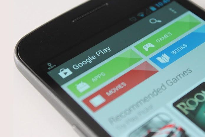 Google Play (Foto: Divulgação)