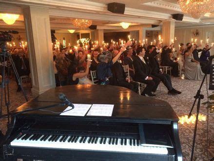 Piano Vocalist   Portable Grand Piano   Sean De Burca