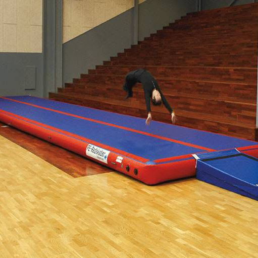 Fbsport Inflatable Gymnastics AirTrack Tumbling Mat Air Track