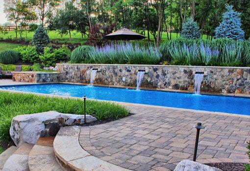 Types And Uses Of Pool Retaining Walls Poolmax Pool Builder