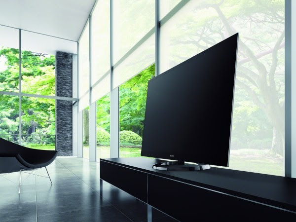 Sony unveils top of the line HX95 HDTV for Europe at IFA 2012