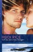 Surf, Sea and a  Sexy Stranger (Mills & Boon Modern Heat)