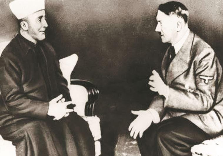 הנאצים ניהלו תעמולה שהזינה את הלאומנות הערבית. היטלר והמופתי של ירושלים, 1941