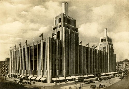 Karstadt - Berlin Hermannplatz 1930's by Oldimages