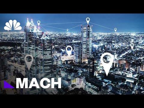 .智慧城市的建設,本質上就是這五個技術的結合
