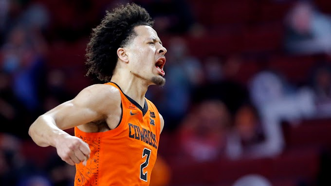 Opinion: Cade Cunningham's performance in Cowboys' OT win shows why he'll be No. 1 pick in NBA draft