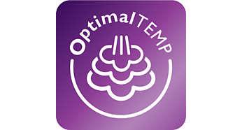 OptimalTemp: Combinaţia perfectă de abur şi temperatură