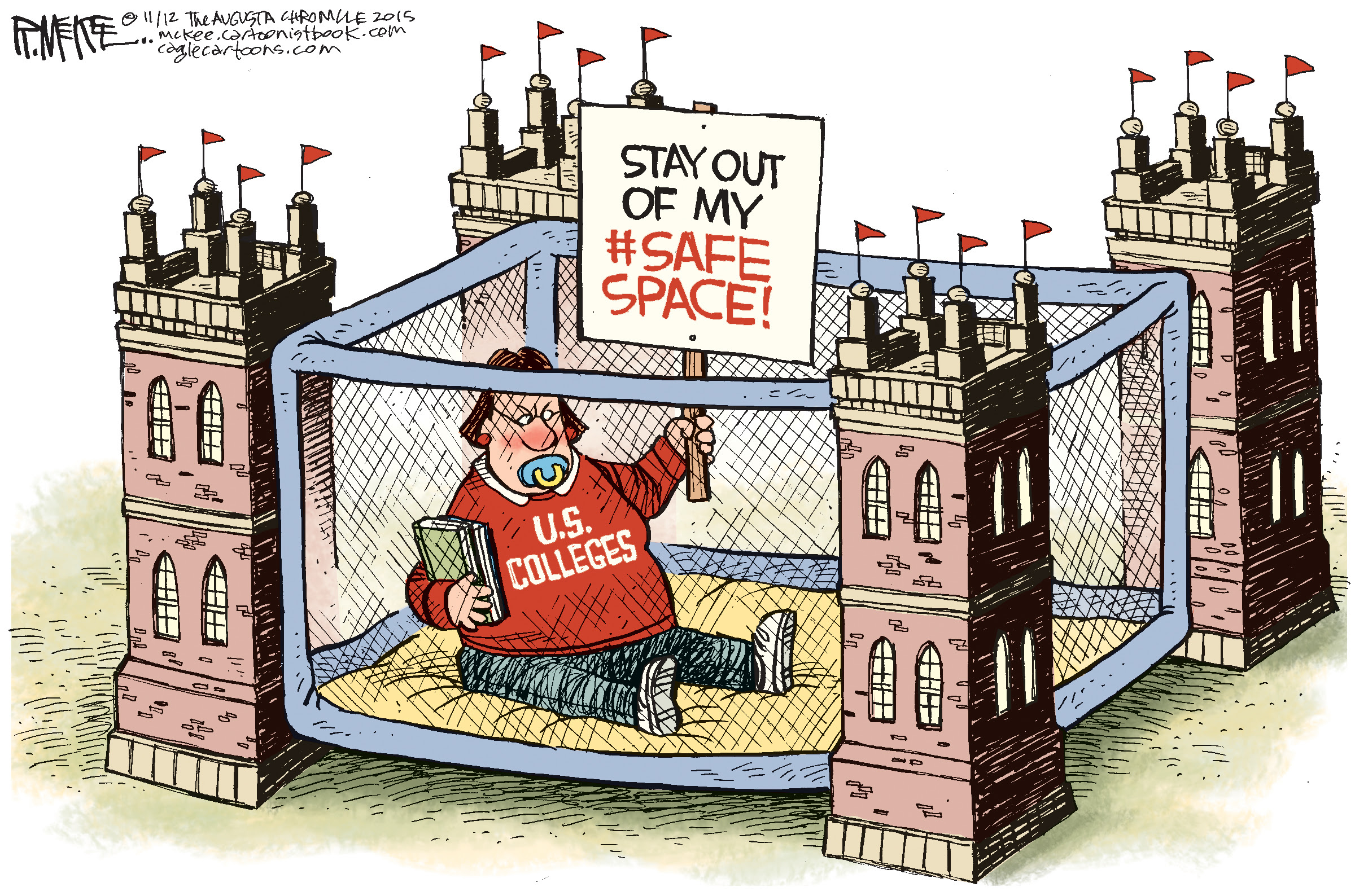 Image result for campus diversity cartoons